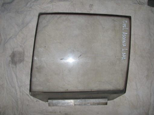 стекло задней левой двери opel ascona ( опель аскона ) 87г.
