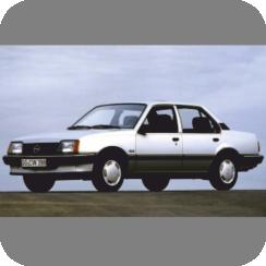 Opel Ascona 87г.