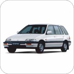 HONDA Civic Shuttle 1985 EF5