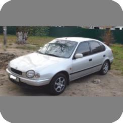 Toyota Corolla 2000г Кузов 110
