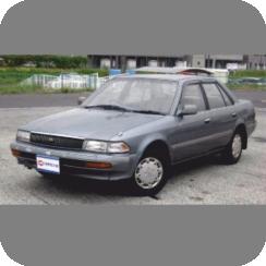 Toyota Corona 1990г Кузов 170 (яп.)