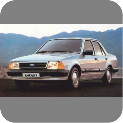 FORD ORION ESCORT 1982-1990