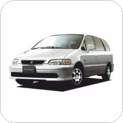 HONDA Odyssey 1995 RA2