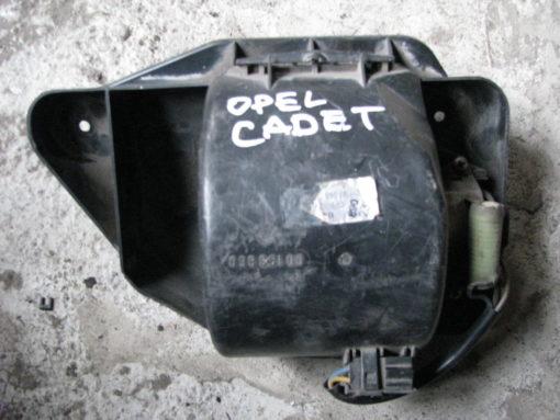 вентилятор отопителя opel kadett ( опель кадет ) 87г