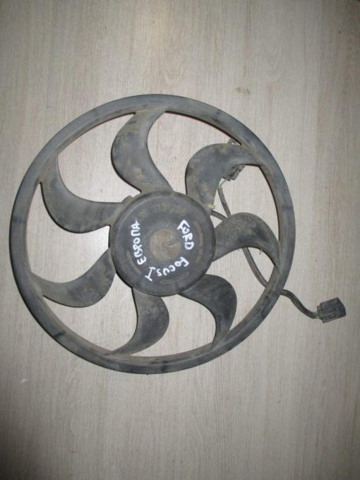 вентилятор радиатора охлаждения ford focus 1 ( форд фокус )