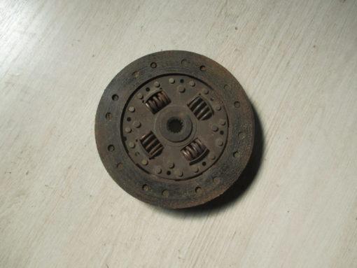 диск сцепления ведомый opel kadett 1,3л ( опель кадетт ) 87г.