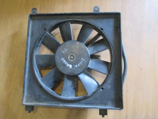 вентилятор радиатора системы охлаждения lifan breez ( лифан бриз ) 2008г.