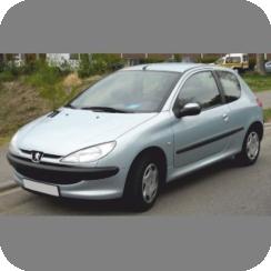 Peugeot 206 99г.