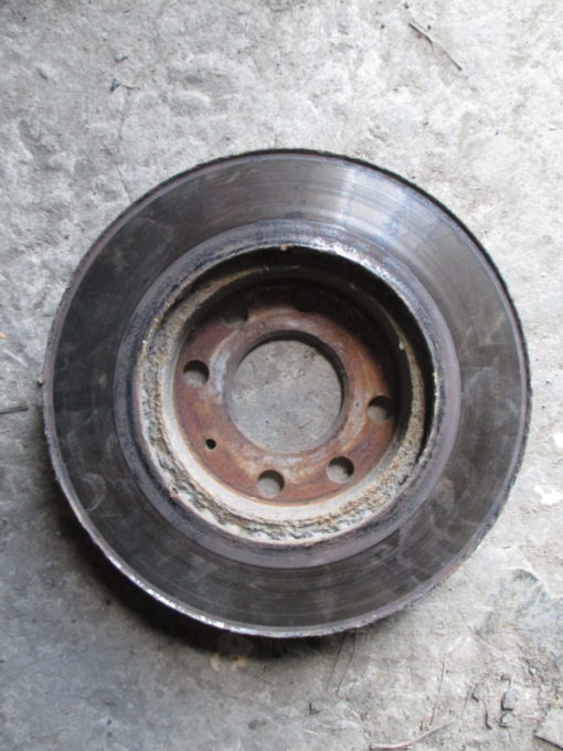диск тормозной передний daewoo nexia ( дэу нексия )