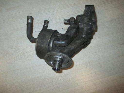 корпус масляного фильтра двигатель nissan cd20, nissan serena kvnc23 ( ниссан серена ) 94г.
