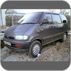 Nissan Serena 94г. (KVNC23) CD20
