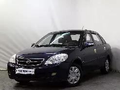Lifan breez 2008г. Чёрный, седан, двигатель 1,6 , мкпп